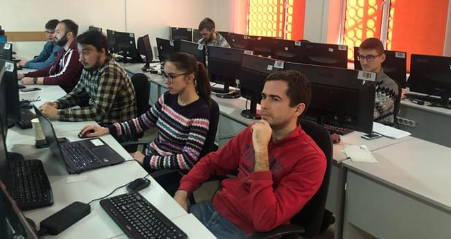 Mobile course in Dnipro