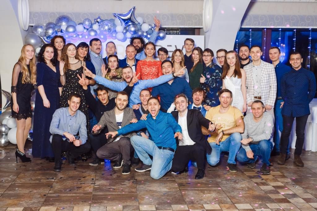 Новорічний корпоратив – 25.12.2019